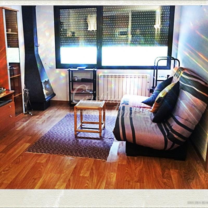 Pis de lloguer a Incles, 1 habitació, 45 metres