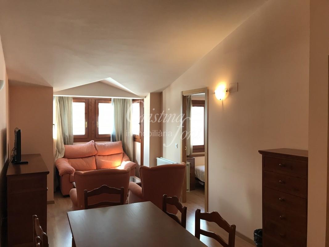 Pis de lloguer a Soldeu, 2 habitacions, 62 metres